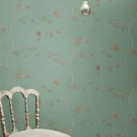 Barneby Gates English Robin Wallpaper - Jade