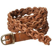 Mossimo Supply Co. Braided Belt - Tan