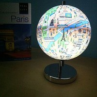 Paris Night Light