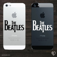 The Beatles iPhone Decal / iPhone Sticker