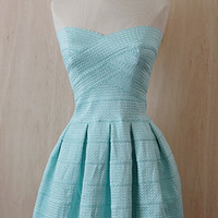 "Mint To Be ""Bandage"" Frock - Restocked"