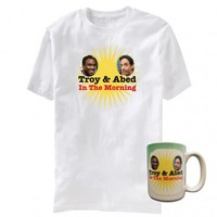 Community Troy and Abed In The Morning Set