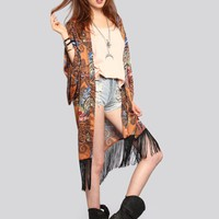 Time Will Tell Gypsy Jacket - Tops - Clothes | GYPSY WARRIOR