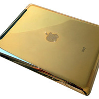 24ct Gold iPad