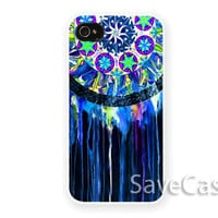 Dreamer Catcher Colorful - iPhone Case - iPhone 4 iPhone 4s - iphone 5 - Samsung S3 - Samsung S4