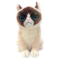 Grumpy Cat Plush - Ripple Junction - Grumpy Cat - Plush at Entertainment Earth