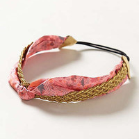 Silk Meadow Twist Headband