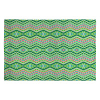 DENY Designs Home Accessories | Amy Sia Pattern Green Woven Rug