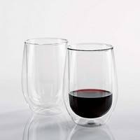 Insulated Wine Glasses - Opulentitems.com