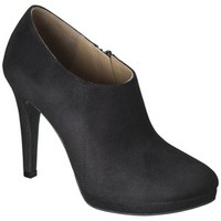 Women's Merona® Molly Shootie - Black