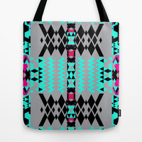Mix #515 Tote Bag by Ornaart