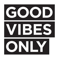 Only Good Vibes Decal