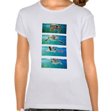 Loggerhead Sea Turtle Study Shirt