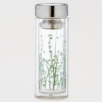 Green Grass Glass Tea Carafe | World Market