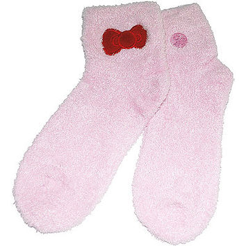 Earth Therapeutics Hello Kitty Aloe Socks - Pink Ulta.com - Cosmetics, Fragrance, Salon and Beauty Gifts