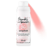 Sephora: Bumble and bumble : Spraychalk : temporary-hair-color
