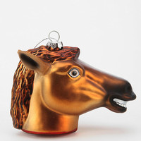 Horse Head Ornament - Urban Outfitters