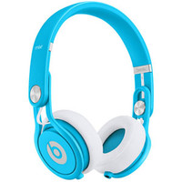 Beats By Dre Limited Edition Mixr Headphones Neon Blue One Size For Men 22247520001