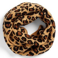 Betsey Johnson 'Pretty Kitty' Infinity Scarf | Nordstrom