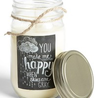 Primitives by Kathy Mason Jar Candle