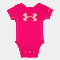 Girls' Newborn UA Big Logo Bodysuit
