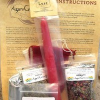 Enhance Your Love Life Spell Kit-Ritual Kit - WiccanWay.com Witchcraft Supplies