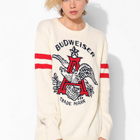 Junk Food Budweiser Sweater - Urban Outfitters