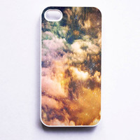 Iphone Case Cosmic Dreamy Surreal Clouds by SSCphotographycases