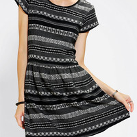 Insight Jasper Jacquard Dress - Urban Outfitters