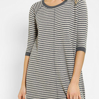 BDG Trapeze Stripe Sweater Dress - Urban Outfitters