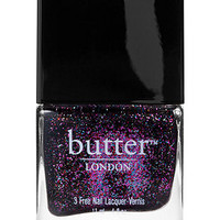 butter LONDON 3 Free Lacquer - The Black Knight