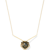 One Of A Kind Esperite Necklace by Monique Péan for Preorder on Moda Operandi