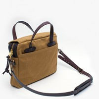 Filson / Original Briefcase Tan