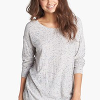 Rubbish® Flecked Sweater (Juniors) | Nordstrom