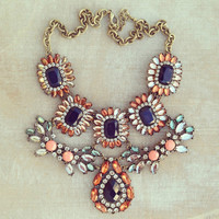 Pree Brulee - Hafiz Statement Necklace