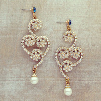 Pree Brulee - Princess Aida Earrings