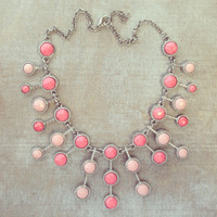Pree Brulee - Blush Candy Necklace