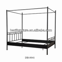 Db-8041 Wrought Iron Canopy Beds - Buy Beds,Antique Canopy Bed,Queen Iron Canopy Bed Product on Alibaba.com