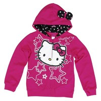 Hello Kitty Girls' Sweatshirt - Assorted