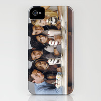 Friends iPhone & iPod Case by Susan Lewis