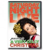 Saturday Night Live Presents A Very Gilly Christmas DVD
