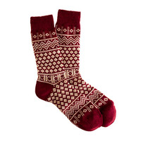 Anonymous Ism zigzag socks - socks - Men's accessories - J.Crew