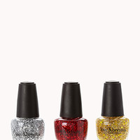 New Year's Eve Nail Polish Trio