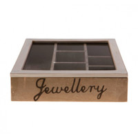 Wooden Jewellery Box