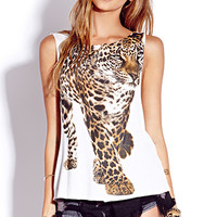 Shredded Leopard Tank