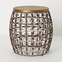 Cascara Side Table-Anthropologie.com