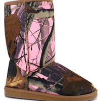 Oak Club Camo Boot | SHOE SHOW