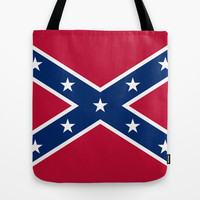 Confederate flag Tote Bag by LonestarDesigns2020 - Flags Designs +