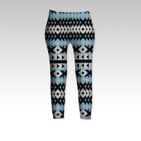 Tribal Leggings by Ornaart (Leggings)