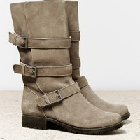AEO SLOUCHY BUCKLE BOOT